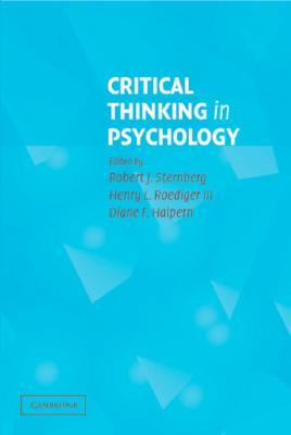 Critical Thinking For Psychology  EHEP        cover image