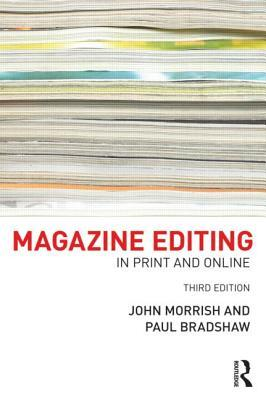 Motif Management Production for Print Magazine Cover Issue 3