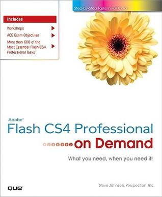 Adobe Flash CS4 Professional on Demand