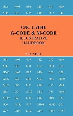 Cnc Lathe G-Code & M-Code Illustrative Handbook
