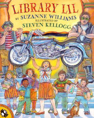 Library Lil by Suzanne Williams