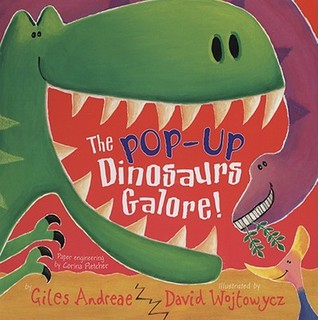 The Pop-Up Dinosaurs Galore!