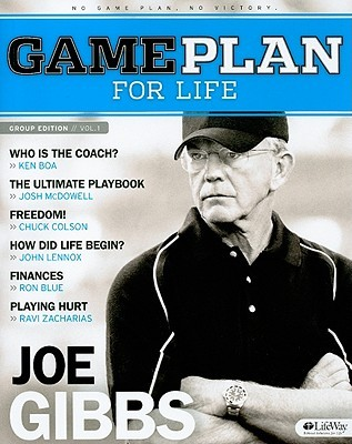 Game Plan for Life Volume 1- Bible Study Book: No Game Plan. No Victory.