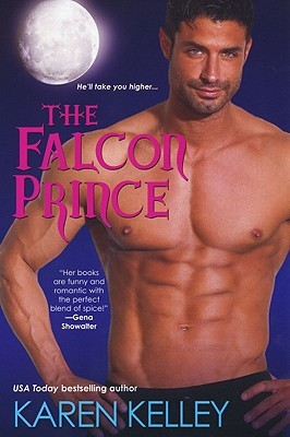 The Falcon Prince (Princes of Symtaria #2)
