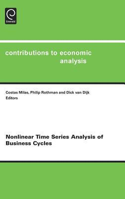 Nonlinear Time Series Analysis of Business Cycles
