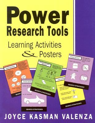 Power Research Tools by Joyce Kasman Valenza