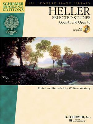 Heller - Selected Piano Studies, Opus 45 and 46: Schirmer Performance Editions Series (Hal Leonard Student Piano Library)