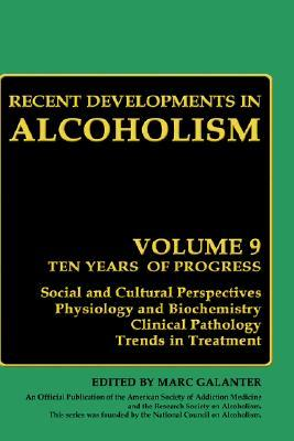 Recent Developments in Alcoholism: Volume 9: Children of Alcoholics
