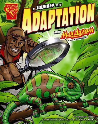 A Journey Into Adaptation with Max Axiom, Super Scientist Descarga de libros pdf de Amazon