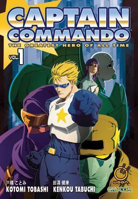 Captain Commando Volume 1