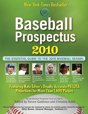 Baseball Prospectus 2010 by Baseball Prospectus