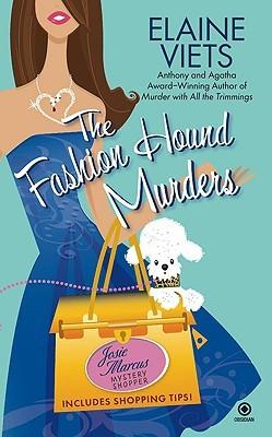 The Fashion Hound Murders (Josie Marcus, Mystery Shopper, #5)
