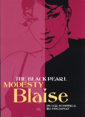 The Black Pearl (Modesty Blaise Graphic Novel Titan #4)