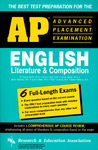 AP English Literature  Composition (REA) - The Best Test Prep for the AP Exam