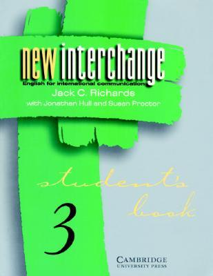 New Interchange 3 Student's Book