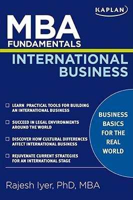 MBA Fundamentals International Business (ePUB)