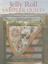Jelly Roll Sampler Quilts by Pam Lintott