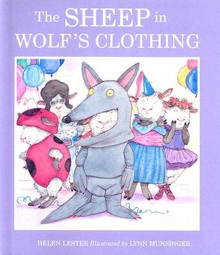 The Sheep in Wolf's Clothing by Helen Lester