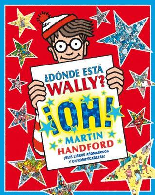 Donde Esta Wally? Oh! Set [With Puzzle]