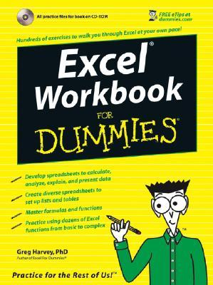 Excel Workbook for Dummies [With CDROM]
