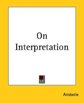 On Interpretation