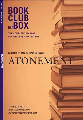 Bookclub in a Box Discusses the Novel Atonement