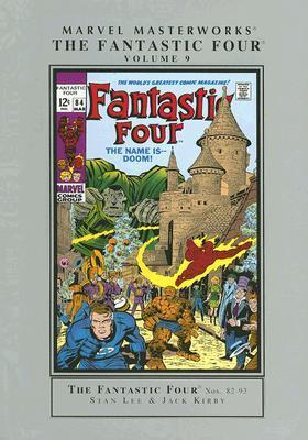 Marvel Masterworks: The Fantastic Four, Vol. 9