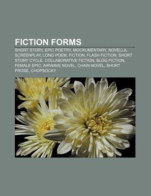 Fiction Forms by NOT A BOOK