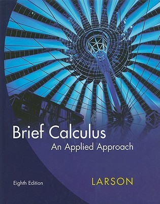 Brief calculus an applied approach by ron larson 3370489 fandeluxe Images