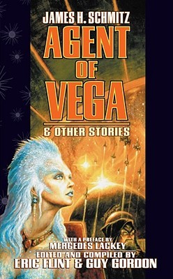 Agent of Vega & Other Stories by James H. Schmitz