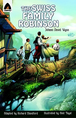 The Swiss Family Robinson (Campfire Graphic Novels)