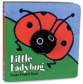 Little Ladybug (Finger Puppet Book)