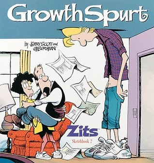 Growth Spurt (Zits Sketchbook, #2)