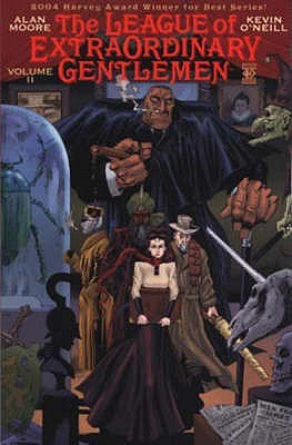 The League of Extraordinary Gentlemen Volume II by Alan Moore