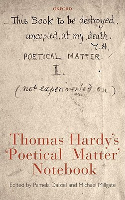 Poetical Matter