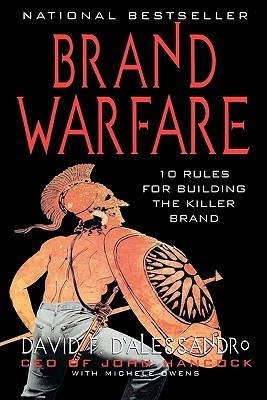 Brand Warfare by David F. D'Alessandro