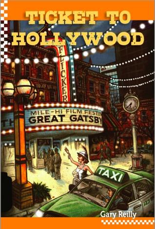 Ticket To Hollywood (Asphalt Warrior, #2)