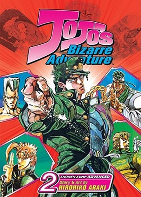 JoJos Bizarre Adventure, Vol. 2 (Stardus...