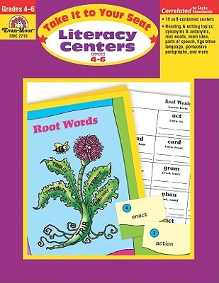 Literacy Centers Take It to Your Seat: Grades 4-6