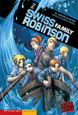 The Swiss Family Robinson (Graphic Revolve)