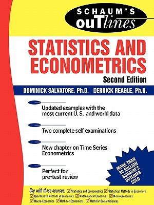 Schaums outline of statistics and econometrics by dominick salvatore schaums outline of statistics and econometrics fandeluxe Image collections