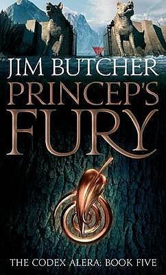 Ebook Princep's Fury by Jim Butcher read!