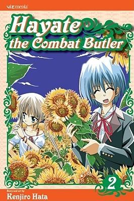 Hayate the Combat Butler, Vol. 02