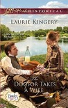 The Doctor Takes a Wife (Brides of Simpson Creek, #2)