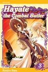 Hayate the Combat Butler, Vol. 03 by Kenjiro Hata