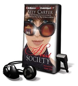Heist society par Ally Carter