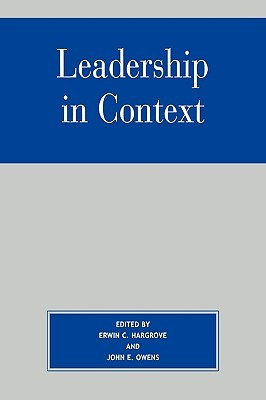 the complication of leadership and being a leader