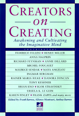 Creators on Creating by Frank X. Barron