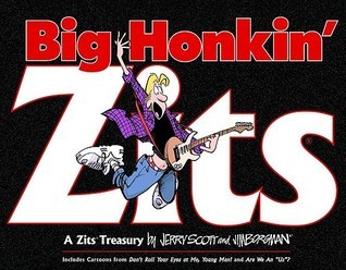 Big Honkin' Zits (Zits Treasury, #2)