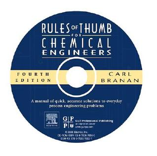 Rules of Thumb for Chemical Engineers Interactive CD